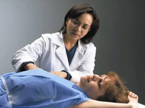 做试管婴儿女性身体检查